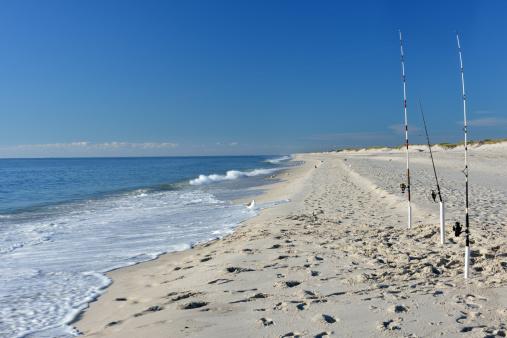 New Jersey「Fishing on beach」:スマホ壁紙(17)