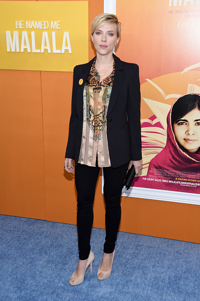 "Casual Clothing「""He Named Me Malala"" New York Premiere」:写真・画像(2)[壁紙.com]"