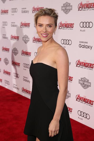 "Awe「World Premiere Of Marvel's ""Avengers: Age Of Ultron"" - Red Carpet」:写真・画像(7)[壁紙.com]"