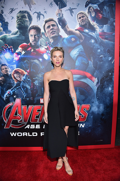 "Avengers Age of Ultron「World Premiere Of Marvel's ""Avengers: Age Of Ultron"" - Red Carpet」:写真・画像(15)[壁紙.com]"