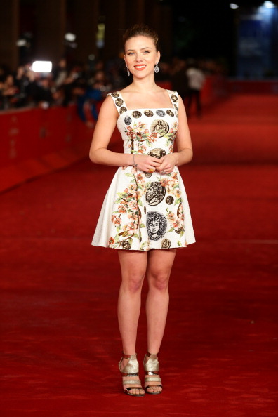Floral Pattern Dress「'Her' - Premiere - The 8th Rome Film Festival」:写真・画像(19)[壁紙.com]