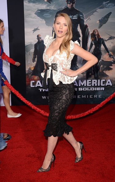 "El Capitan Theatre「Premiere Of Marvel's ""Captain America: The Winter Soldier"" - Arrivals」:写真・画像(0)[壁紙.com]"