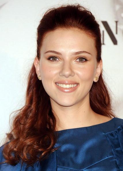 Redhead「Scarlett Johansson Announced As The New Face Of Mango」:写真・画像(9)[壁紙.com]