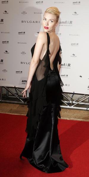 Evening Gown「61st Venice Film Festival: amFAR Venice Benefit Evening」:写真・画像(5)[壁紙.com]