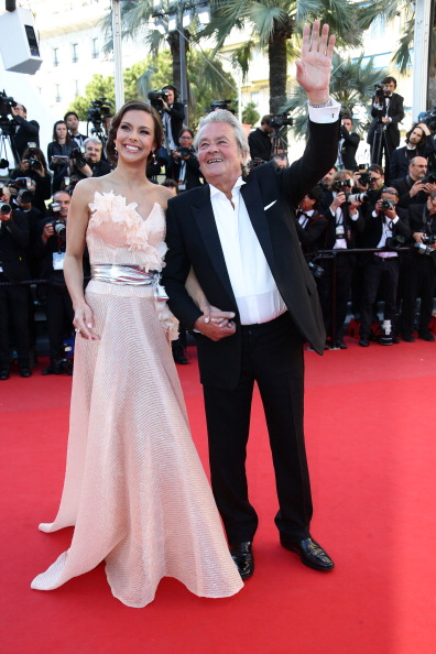 アラン・ドロン「'Zulu' Premiere And Closing Ceremony - The 66th Annual Cannes Film Festival」:写真・画像(18)[壁紙.com]