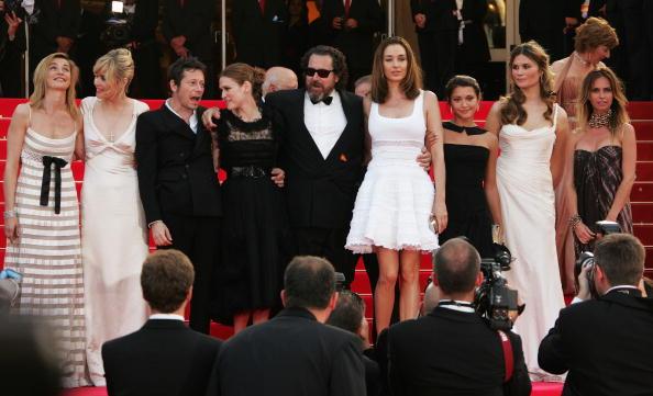 """Jose Lopez「Cannes -"""" Le Scaphandre Et Le Papillon""""- Premiere」:写真・画像(2)[壁紙.com]"""