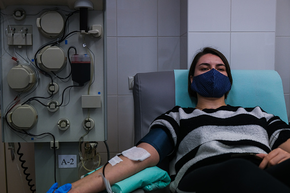 Medical Research「Krakow's Blood Bank Collects Plasma From COVID-19 Convalescents」:写真・画像(8)[壁紙.com]