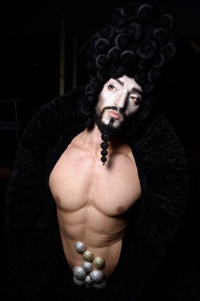 Ian Gavan「Red Beard: Backstage - MBFWI Presented By American Express Fall/Winter 2014」:写真・画像(0)[壁紙.com]