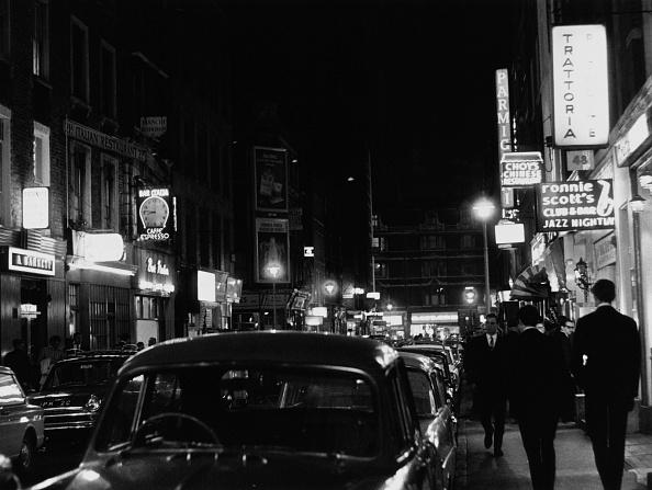 夜景「Frith Street By Night」:写真・画像(14)[壁紙.com]
