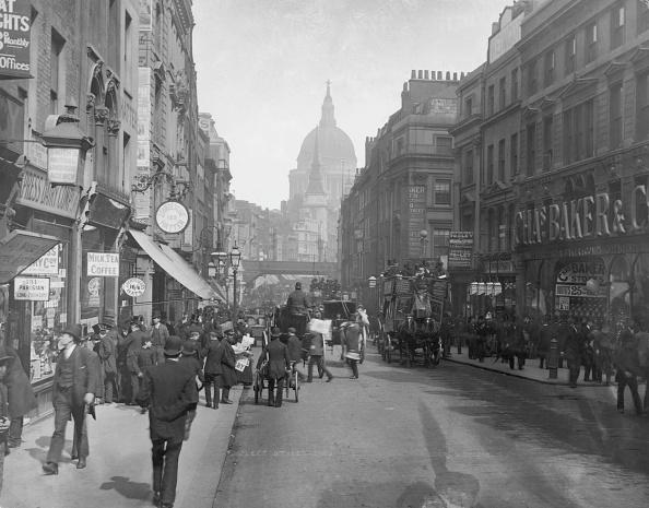Bus「Fleet Street」:写真・画像(17)[壁紙.com]