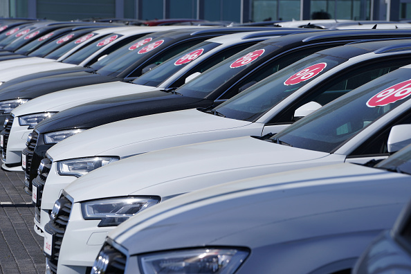 Industry「Auto Production Remains In Standstill As Coronavirus Crisis Drags On」:写真・画像(8)[壁紙.com]