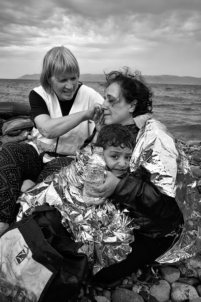 Tom Stoddart Archive「Refugees On Lesbos」:写真・画像(16)[壁紙.com]