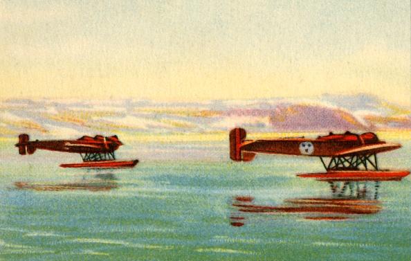 Svalbard Islands「Heinkel He 5 Seaplanes Used In The Search For Umberto Nobile」:写真・画像(14)[壁紙.com]