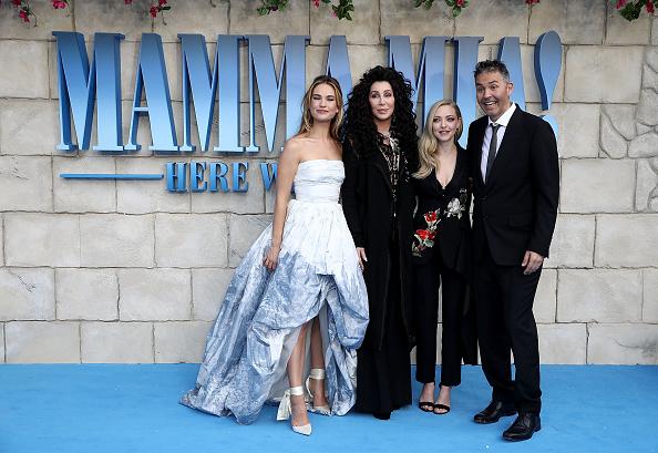 "Mamma Mia Here We Go Again「""Mamma Mia! Here We Go Again"" - UK Premiere - Red Carpet Arrivals」:写真・画像(3)[壁紙.com]"