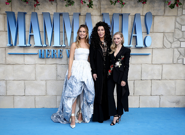 "Mamma Mia Here We Go Again「""Mamma Mia! Here We Go Again"" - UK Premiere - Red Carpet Arrivals」:写真・画像(16)[壁紙.com]"