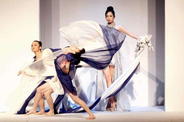 Day 4「China Fashion Week S/S 2012 - Day 4」:写真・画像(7)[壁紙.com]