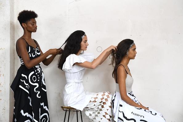 ロンドンファッションウィーク「Isa Arfen - Presentation - LFW September 2016」:写真・画像(7)[壁紙.com]