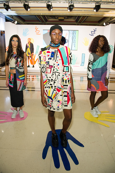 London Fashion Week「Globelle By Nelly Rose - Presentation - LFW September 2017」:写真・画像(4)[壁紙.com]