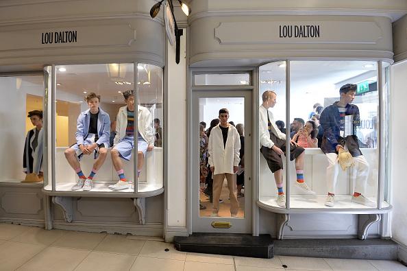 ロンドンファッションウィーク「Lou Dalton - Presentation - LFWM June 2017」:写真・画像(15)[壁紙.com]