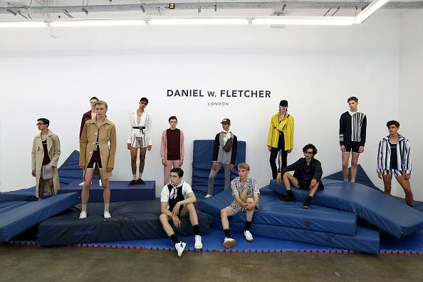 ロンドンファッションウィーク「Daniel W Fletcher - Presentation- LFWM June 2017」:写真・画像(2)[壁紙.com]