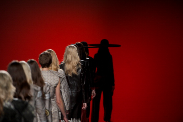 Mercedes Benz Madrid Fashion Week「Mercedes Benz Fashion Week Madrid W/F 2014 - Martin Lamothe」:写真・画像(5)[壁紙.com]