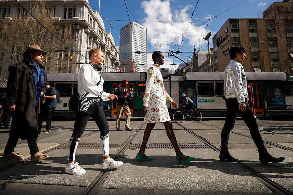 Melbourne Fashion Festival「Melbourne Fashion Week: Pop Up 7 - Bella Unsigned Model Search」:写真・画像(5)[壁紙.com]