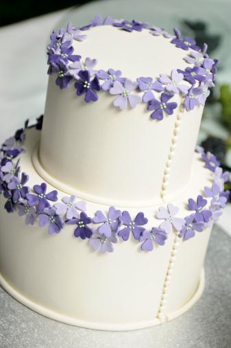 結婚「豪華なウェディングケーキ」:スマホ壁紙(18)