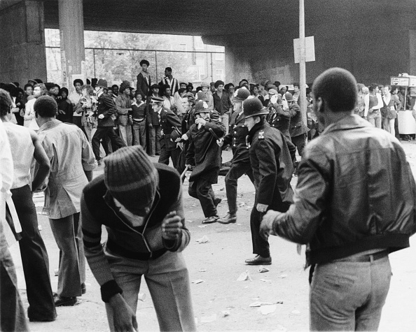 Black History in the UK「The Notting Hill Carnival Riots, 1976」:写真・画像(7)[壁紙.com]