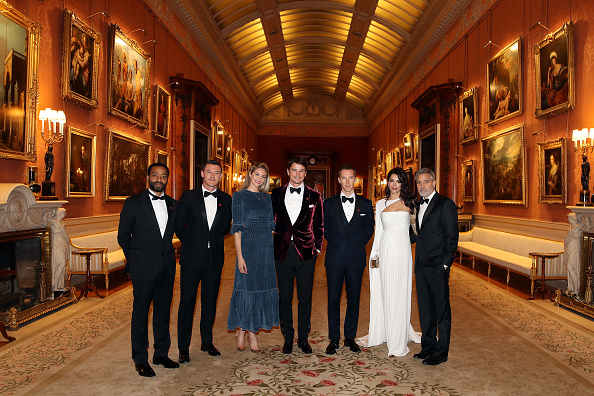 Tamsin Egerton「The Prince Of Wales Hosts Dinner To Celebrate 'The Prince's Trust'」:写真・画像(12)[壁紙.com]