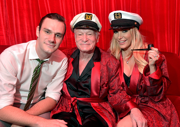 October「Playboy Mansion Hosts Annual Halloween Bash」:写真・画像(4)[壁紙.com]