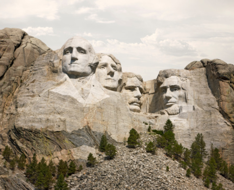 Carving - Craft Product「Mount Rushmore National Memorial」:スマホ壁紙(8)