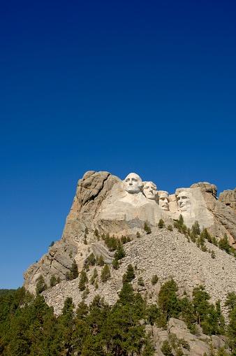 Franklin Roosevelt「Mount Rushmore」:スマホ壁紙(5)