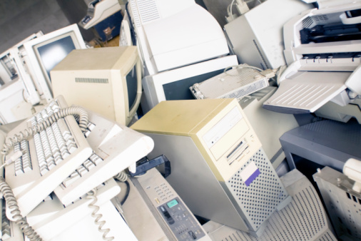 Recycling「PC graveyard」:スマホ壁紙(13)