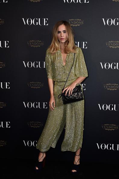 Celebrities「Vogue 95th Anniversary Party Arrivals - Paris Fashion Week Womenswear Spring/Summer 2016」:写真・画像(2)[壁紙.com]