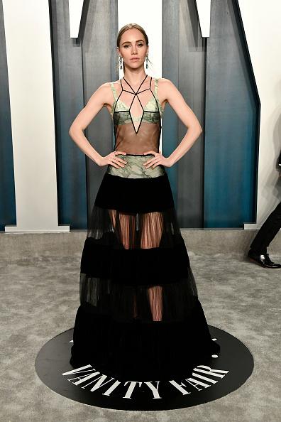 ヴァニティフェア誌主催オスカーパーティー「2020 Vanity Fair Oscar Party Hosted By Radhika Jones - Arrivals」:写真・画像(8)[壁紙.com]