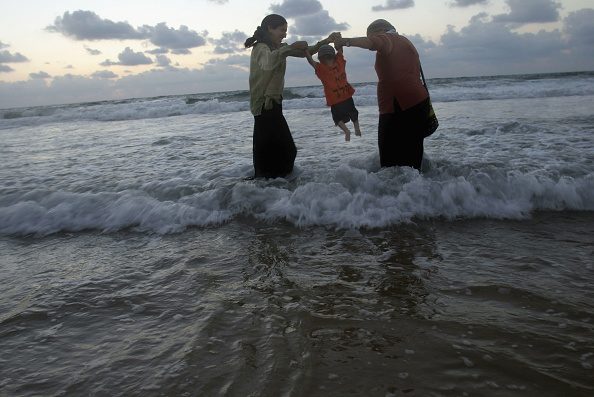 Horizon Over Water「Preparations Continue For Gaza Disengagement」:写真・画像(14)[壁紙.com]