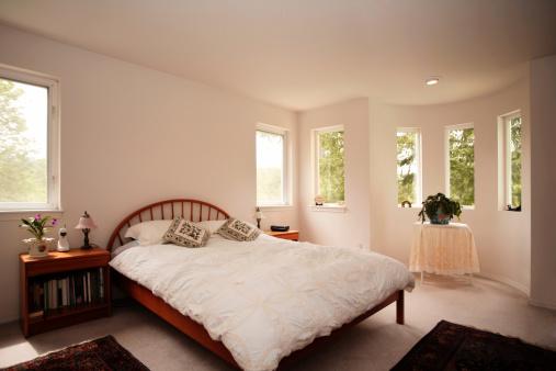 Duvet「Cozy Bedroom」:スマホ壁紙(4)