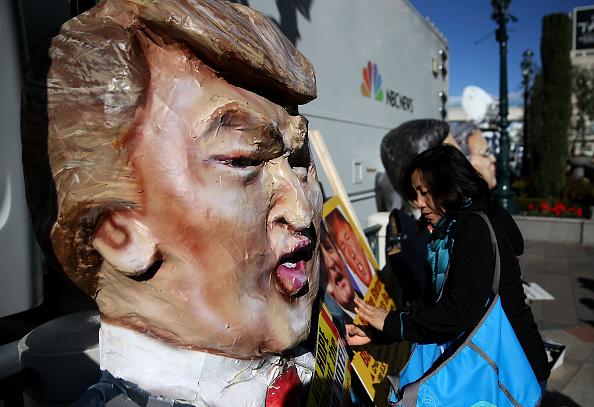 Justin Sullivan「Las Vegas Prepares For Final Republican Debate Of The Year」:写真・画像(17)[壁紙.com]