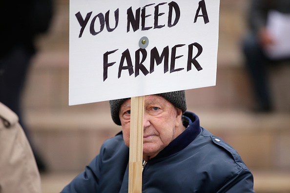 Finance and Economy「Victorian Dairy Farmers Rally For Fairer Milk Prices」:写真・画像(2)[壁紙.com]