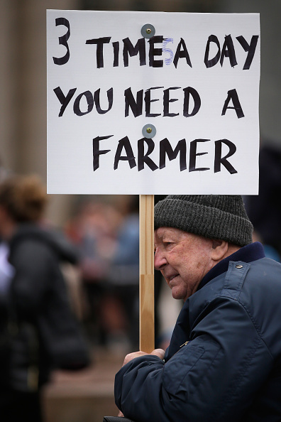 Finance and Economy「Victorian Dairy Farmers Rally For Fairer Milk Prices」:写真・画像(12)[壁紙.com]