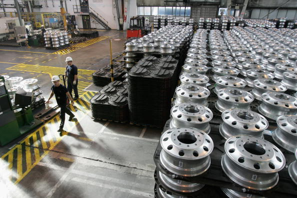 Industry「Alcoa Aluminum Factory」:写真・画像(13)[壁紙.com]