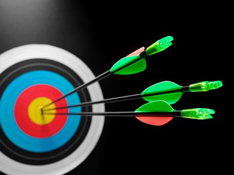 Winning「Success in Hitting a Archery target」:スマホ壁紙(5)