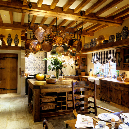 Antique「Country house in the Cotswolds」:スマホ壁紙(18)