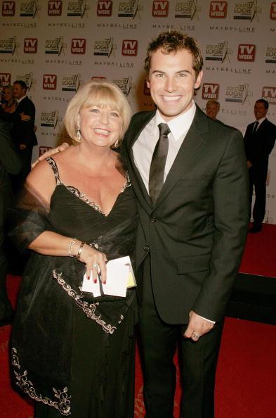 Patrick Riviere「Arrivals At The 2007 TV Week Logie Awards」:写真・画像(19)[壁紙.com]