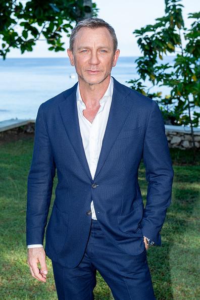"Actor「""Bond 25"" Film Launch at GoldenEye, Jamaica」:写真・画像(10)[壁紙.com]"