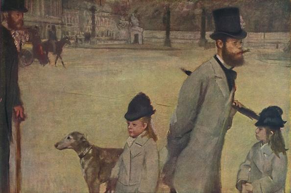 1870-1879「Le Vicomte Lepic」:写真・画像(16)[壁紙.com]