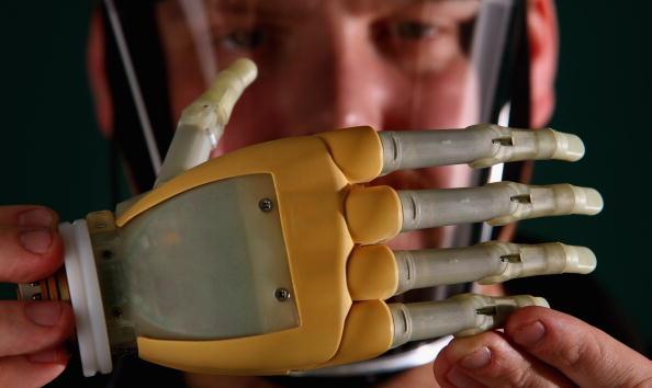 Hand「Scottish Firm Develop Bionic Hand」:写真・画像(5)[壁紙.com]