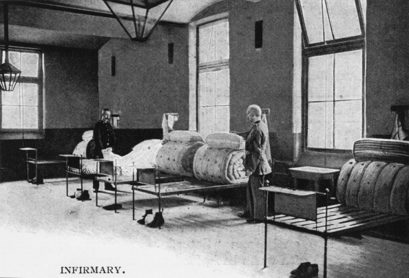 Bedding「Holloway Infirmary」:写真・画像(5)[壁紙.com]