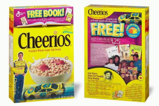 Package「John Andretti Cheerios Box」:写真・画像(10)[壁紙.com]