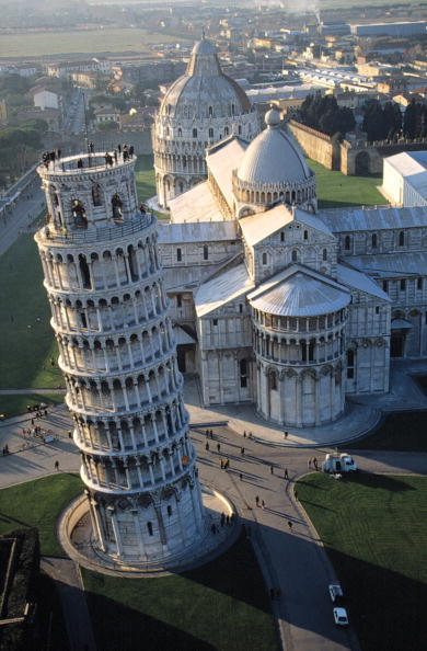 Leaning「Leaning Tower Of Pisa」:写真・画像(3)[壁紙.com]